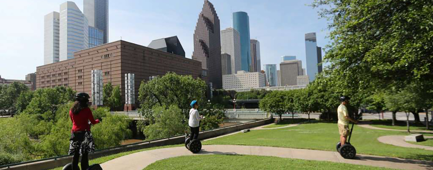 Buffalo Bayou TourTrip Advisor's Top Rated Houston Tour
