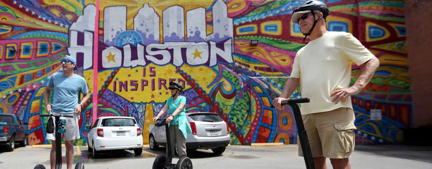 Houston Street Art and Graffiti TourTour Street Art in Houston's Midtown and East End
